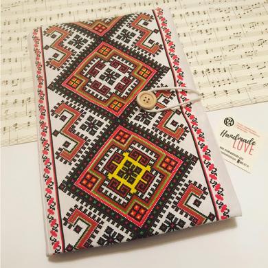 Дреха за книга Шевици от памучен текстил