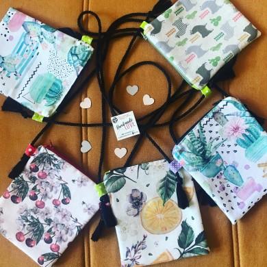 Комплект чанти За мама и дъщеря