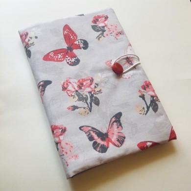 Дреха за книга с пеперуди