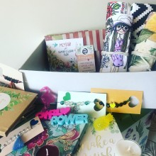 Лимитирана тематична подаръчна кутия Girlspower